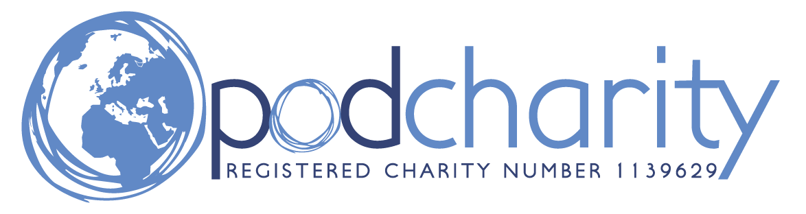 Pod Charity logo