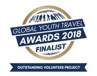Global Youth Travel Awards - 2018