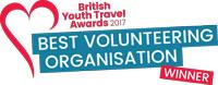 Best Volunteering Organisation Award - 2017