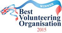 Best Volunteering Organisation Award - 2015