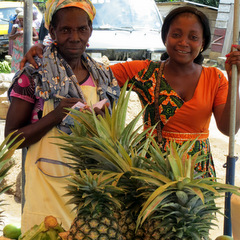 Ghana local women