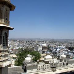 India city view