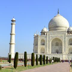 India Taj Mahal