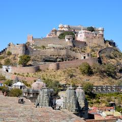 India historic fort