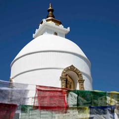 Nepal shrine
