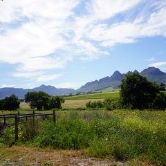South Africa countryside