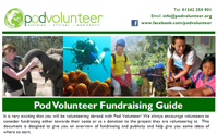 Pod Volunteer Fundraising Guide
