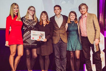 Best Volunteering Organisation 2017 Winner!