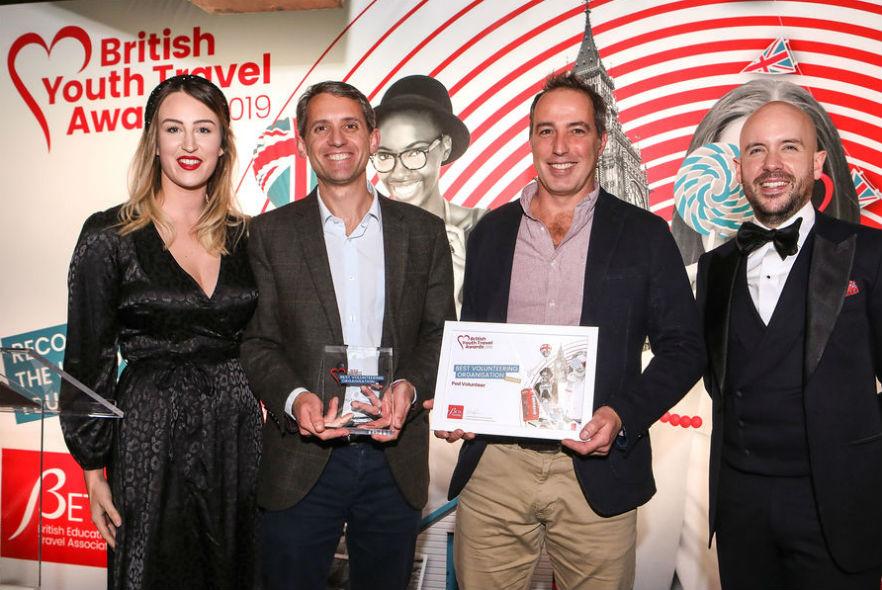 Best Volunteering Organisation 2019 Winner!