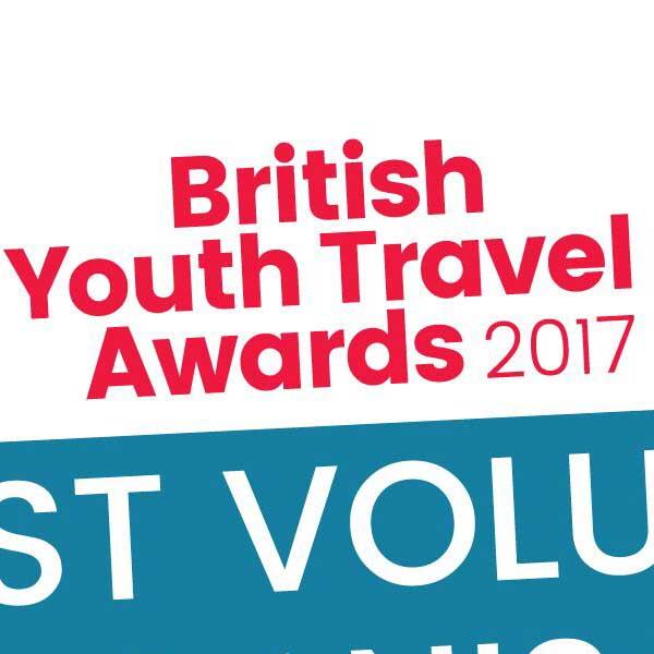 Best Volunteering Organisation 2017 Finalist