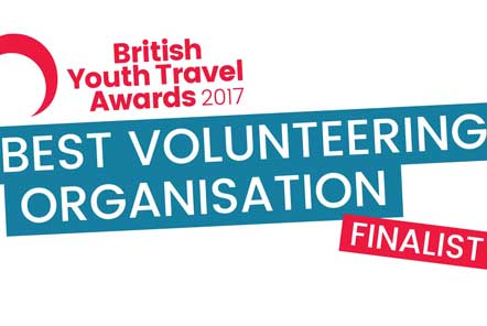 Best Volunteering Organisation 2017 Finalist