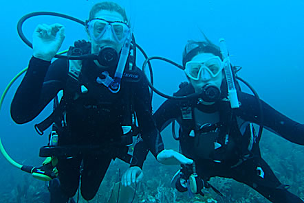 My time at the Reef Conservation project in Belize