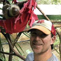 Volunteering with sloths in the heart of the rainforest!