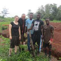 Building in Ghana - Manhar's top tips!