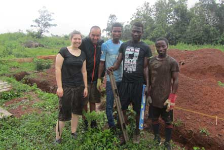 Building in Ghana - Manhar's top tips!