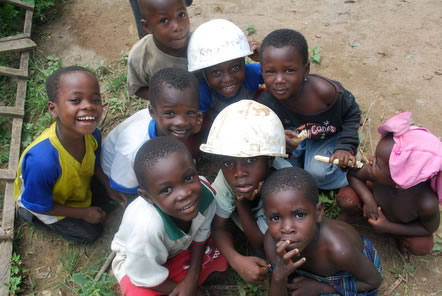 Building a New Future: Pod Charity Grant to Ghana