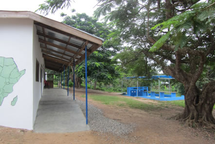 Volunteer Base in Ghana
