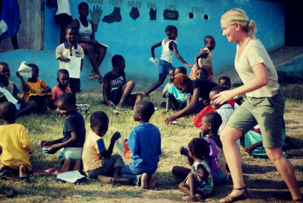 Ghana Volunteers