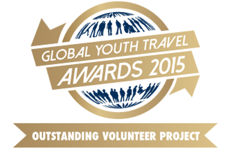 Outstanding Volunteer Project - We won an award!