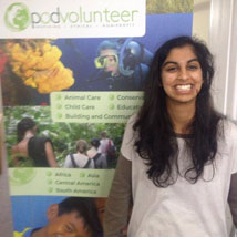 Guest Blog – My work experience at Pod Volunteer