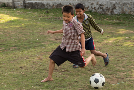 Sports Coaching in Nepal