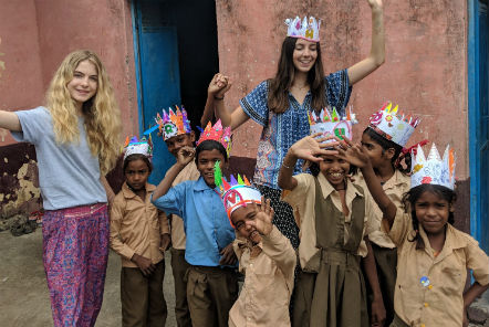 Diary from our Under 18 Trip to India