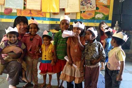 Children's Day Care Centre in Udaipur