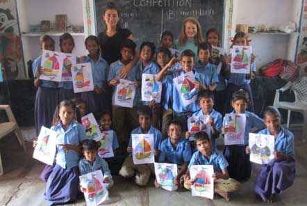 Community Education project in India