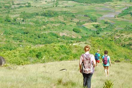 Lemurs & camping in Madagascar – Rachel's Gap Year