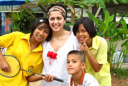 Children's Home in Thailand