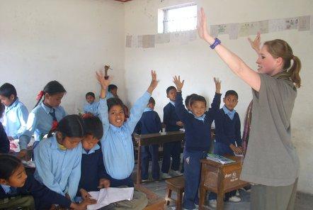 My volunteering experience in Nepal