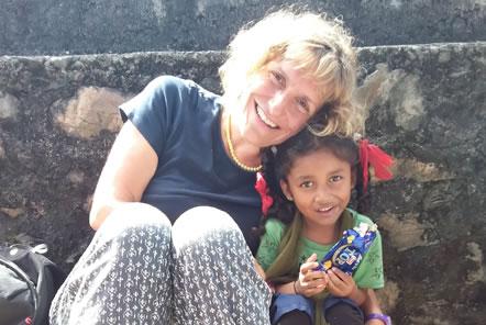 My time in Nepal - volunteer stories