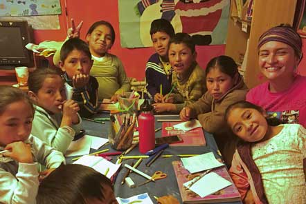 Peru Community Education