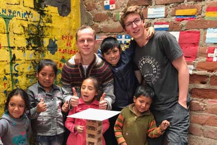 My time with the Community Education team in Peru