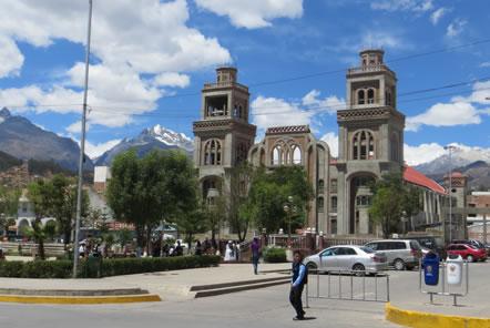 Huaraz Community Education Volunteer