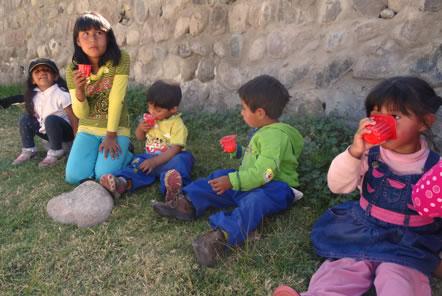 Peru Charity Donation