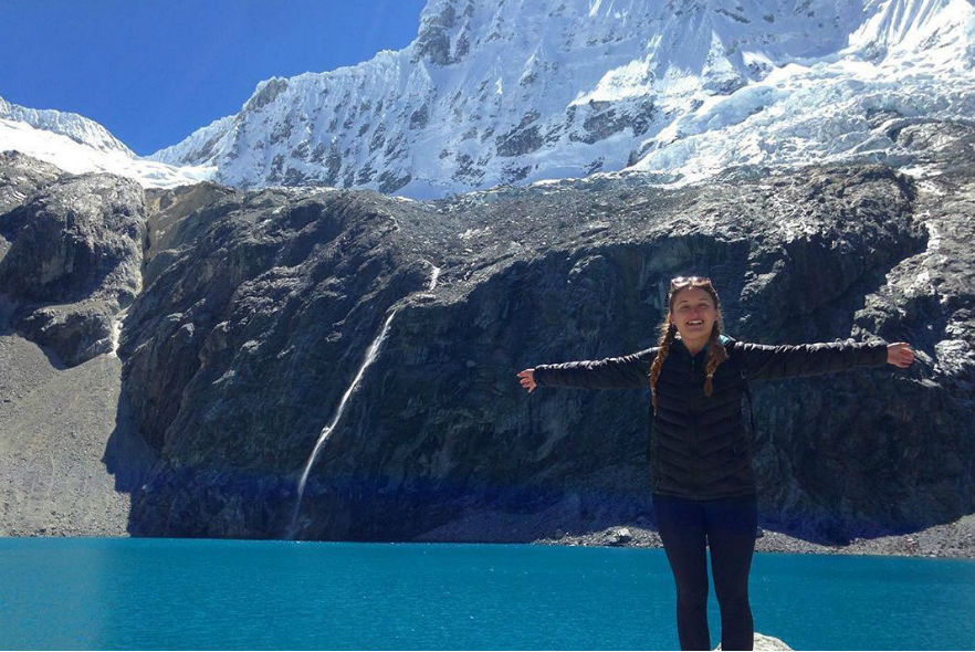 Chloe's experience at our Community Education project in Peru
