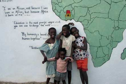 Learn the language at our Ghana project | Pod Volunteer