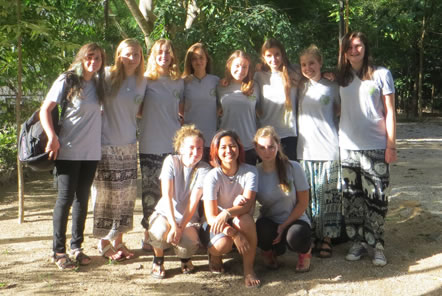 My experience as a Team Leader - U18 Elephant Care & Wildlife Rescue