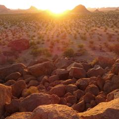 Namibia desert