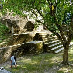 Belize historic monument