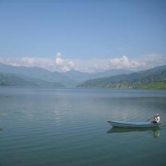 Nepal lake
