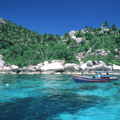 Thailand koh tao island
