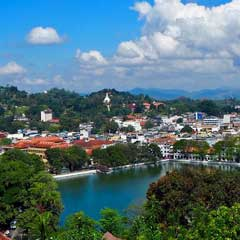 Kandy city
